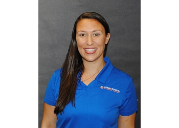 Concord physical therapist Angela Traverso, PT, DPT, OCS