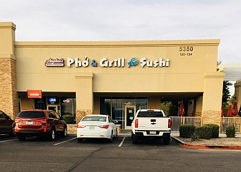 Glendale vietnamese restaurant Angelina's Pho and Grill