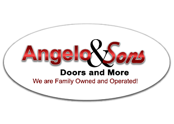 Aurora window company Angelo & Sons Doors and More
