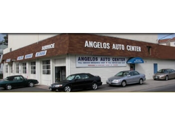 Stamford auto body shop Angelo's Auto body shop
