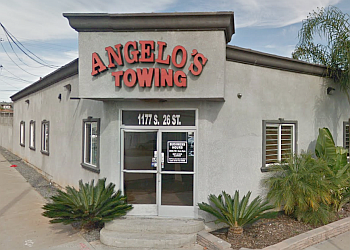 San Diego towing company Angelo's Towing