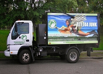 Seattle junk removal Angel's Junk Removal