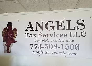 Chicago tax service Angels Tax Services LLC