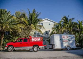 Fort Lauderdale landscaping company Angler Lawn & Landscape, Inc.