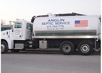 Nashville septic tank service Anglin Septic Tank Services