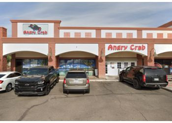 Peoria seafood restaurant Angry Crab Shack