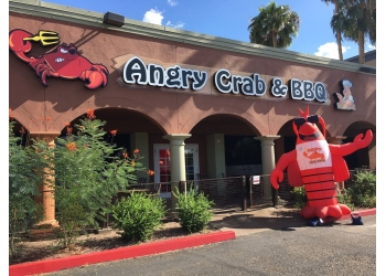 Tucson seafood restaurant Angry Crab Shack & BBQ