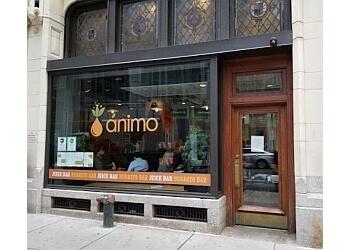Philadelphia juice bar Animo