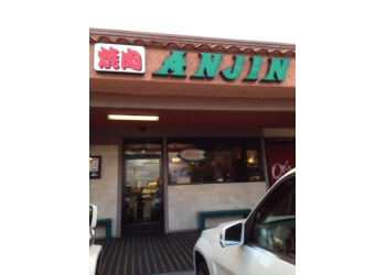 Costa Mesa japanese restaurant Anjin