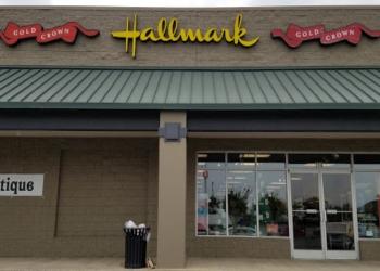Greensboro gift shop Ann Crttndn's Hallmark Shop