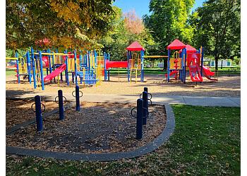 Boise City public park Ann Morrison Park