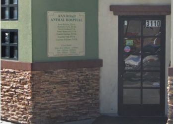 North Las Vegas veterinary clinic Ann Road Animal Hospital