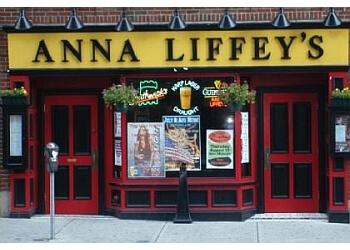 New Haven sports bar Anna Liffey's
