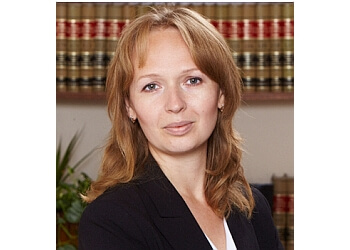 Simi Valley immigration lawyer Anna Moreas