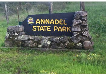 Santa Rosa hiking trail Annadel State Park Trail