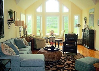 Fayetteville interior designer Anne Monje Designs