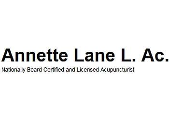 Alexandria acupuncture Annette Lane L. Ac.