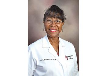 Norfolk gynecologist Annie L. Williams, MD
