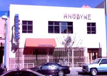 Albuquerque sports bar Anodyne