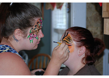 Pittsburgh face painting Another You Face Painting