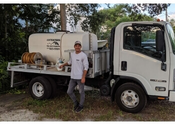 Fort Lauderdale pest control company Anteater's Pest Control