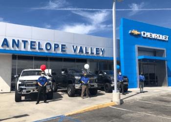 Lancaster car dealership Antelope Valley Chevrolet Lancaster