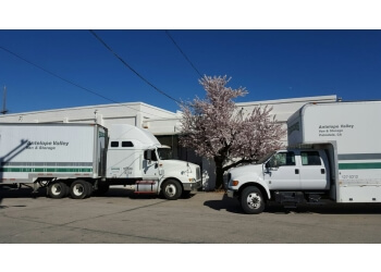 Palmdale moving company Antelope Valley Van & Storage