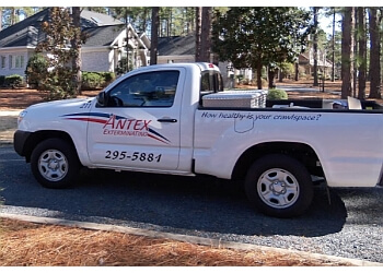 Fayetteville pest control company Antex Exterminating