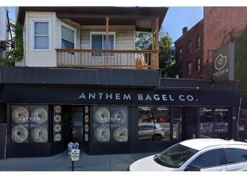 Worcester bagel shop Anthem Bagel Co.
