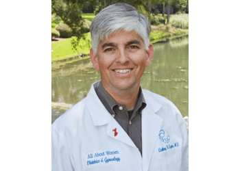 Gainesville gynecologist Anthony B. Agrios, MD