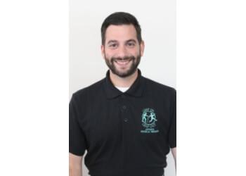Buffalo physical therapist Anthony Bueti, PT, DPT