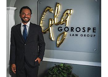 Tulsa personal injury lawyer Anthony Gorospe