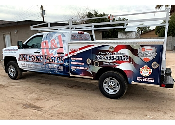 Peoria hvac service Anthony James Air Conditioning & Heating