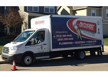 Kansas City hvac service Anthony Plumbing, Heating & Cooling