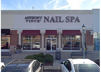 Montgomery nail salon Anthony Vince Nail Spa