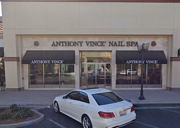 Santa Clarita nail salon Anthony Vince' Nail Spa