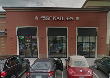 Virginia Beach nail salon Anthony Vince Nail Spa