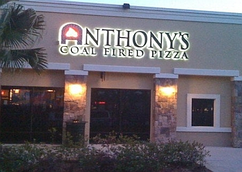 Tampa pizza place Anthony's Coal Fired Pizza