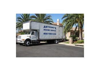 Orange moving company Anthony's Moving Service