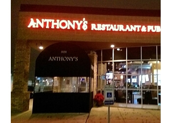Joliet sports bar Anthony's Restaurant & Pub