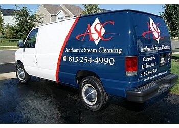 Joliet carpet cleaner Anthony's Steam Cleaning