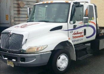 Newark towing company Anthony's Towing