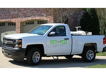 Shreveport pest control company Anti-Pest