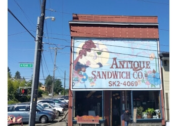 Tacoma sandwich shop Antique Sandwich Co.
