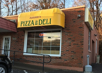 Waterbury pizza place Antonio's Pizza & Deli