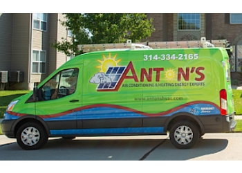 St Louis hvac service Anton's Air Conditioning & Heating