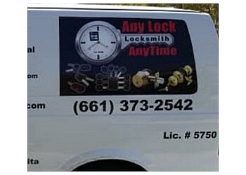 Any lock anytime locksmith