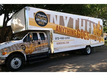 McKinney moving company Anything Goes Moving