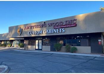 Tucson custom cabinet Anything Wood Inc.