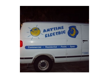 Las Vegas electrician Anytime Electric